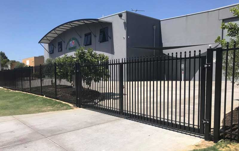 Aluminium & Steel Fencing Perth