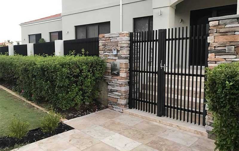 Security gates and fencing perth